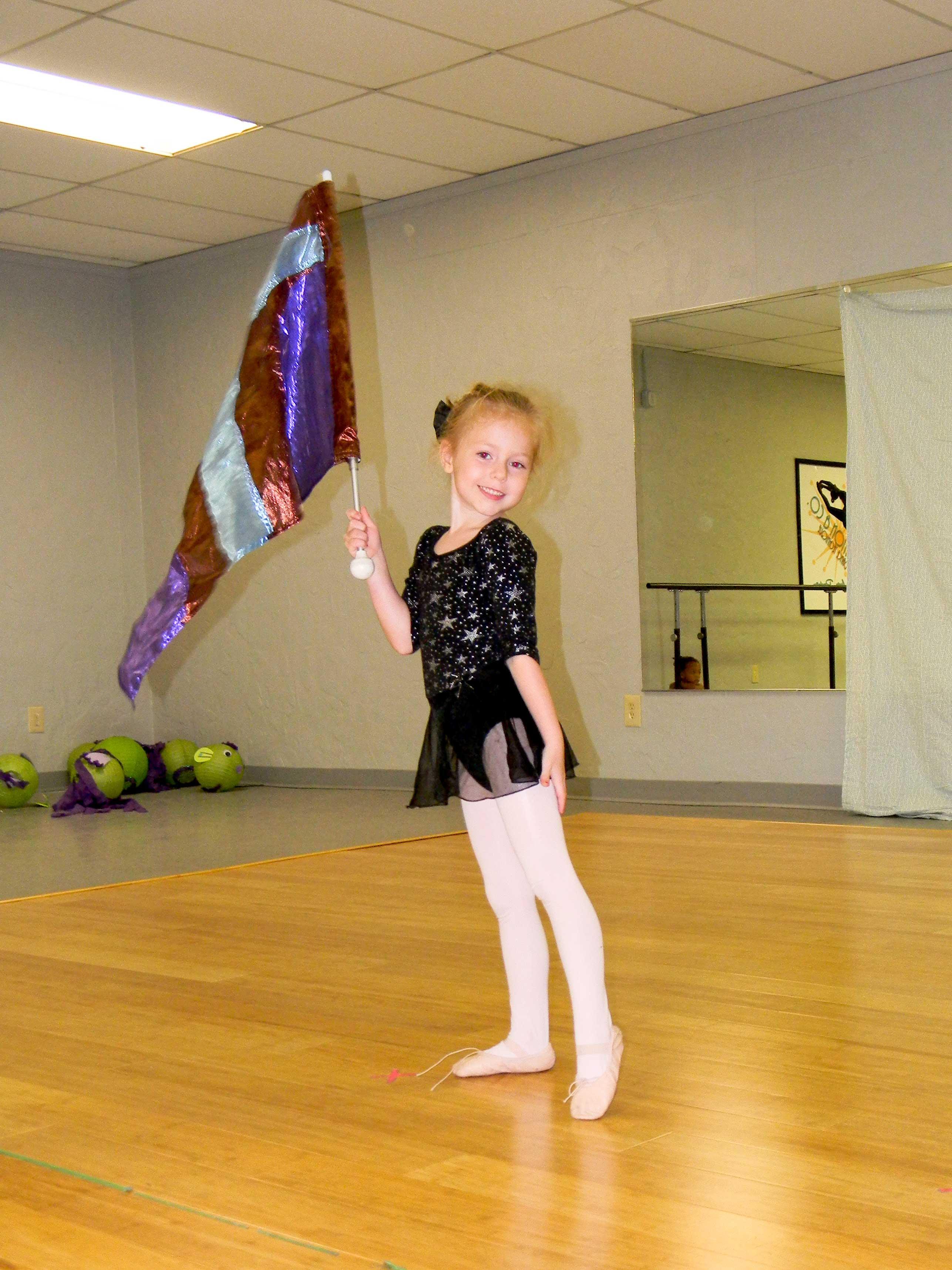 woodward ballet kindergarten dance studio