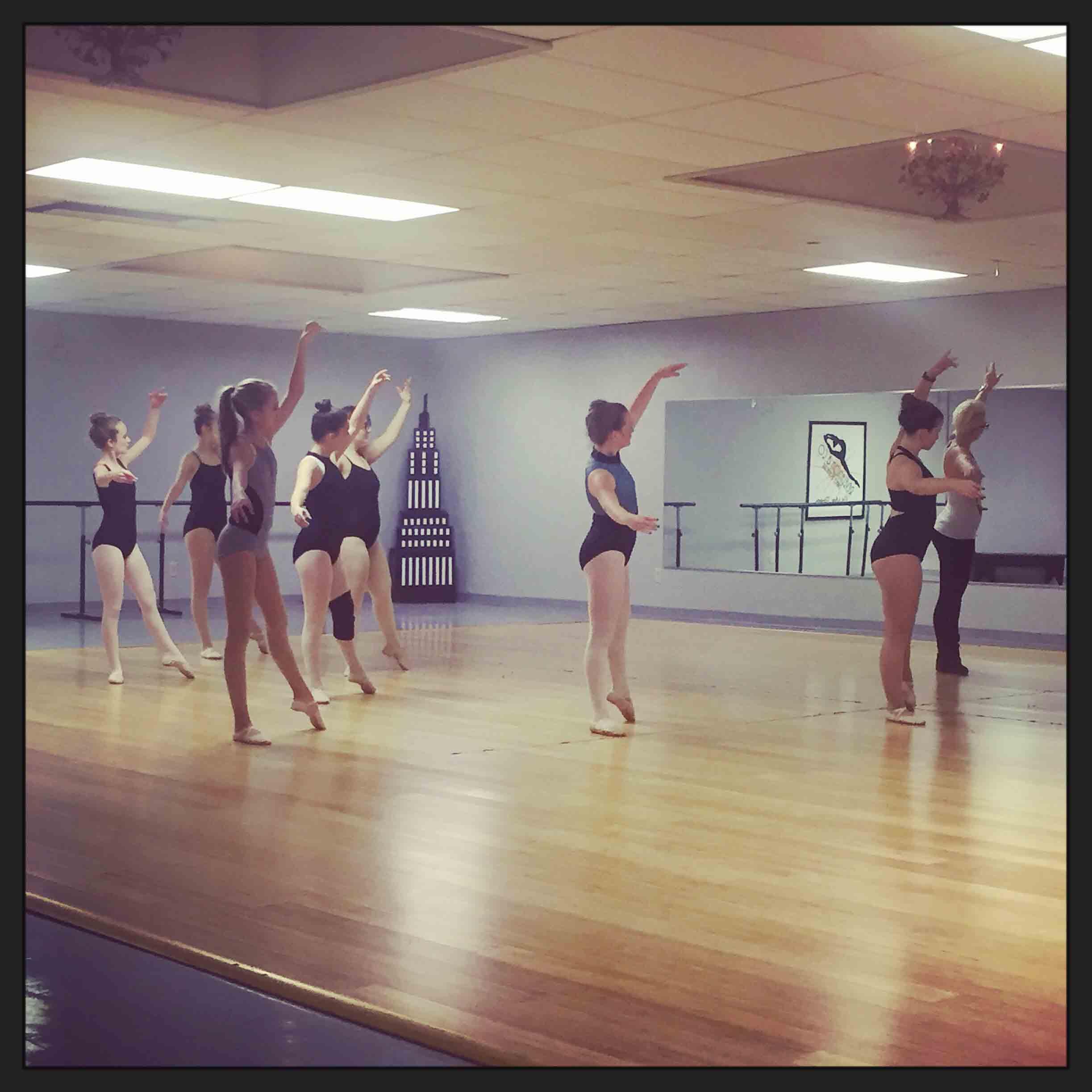 woodward oklahoma dance experience