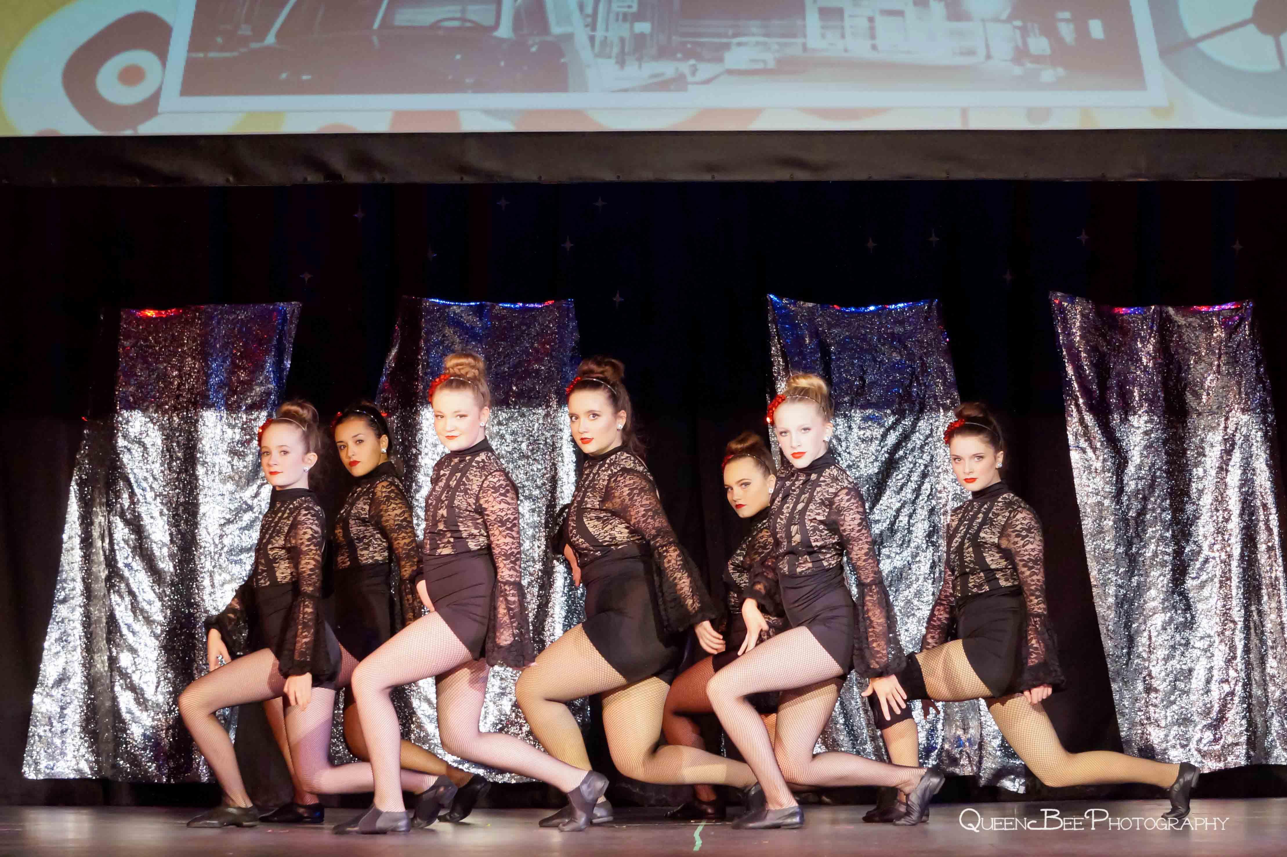 jazz teens dance recital